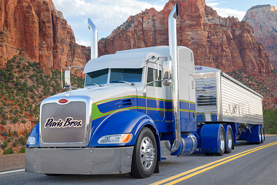 Big Rig Stock Photos