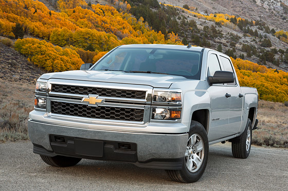 Contemporary Chevy Truck Stock Images