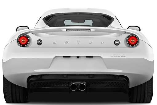 AUT 04 IZ0008 01 © Kimball Stock 2013 Lotus Evora Front In Studio