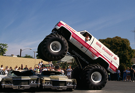Monster Truck Car Stock Photos Kimballstock