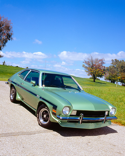 1974 Ford Pinto Lineup: Car Stock Photos