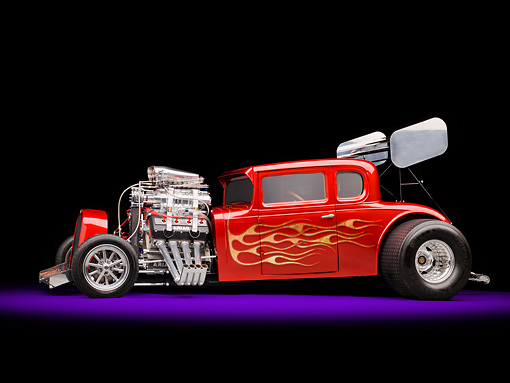 AUT 26 RK3230 01 © Kimball Stock 1931 Chevrolet Coupe