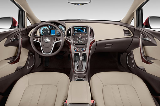 2014 Buick Verano Leather Group >> 2014 Buick Verano Leather Group 1sl 4 Door Sedan Interior Detail