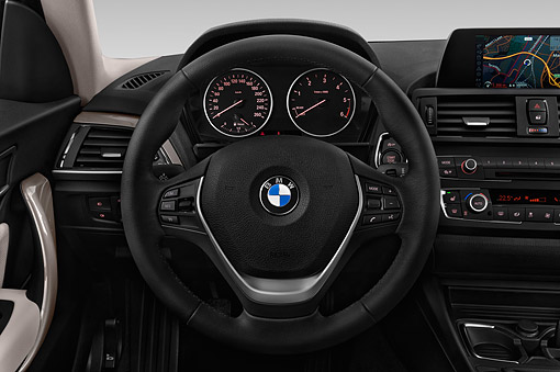 AUT 30 IZ2469 01 © Kimball Stock 2015 BMW 2 Series 228i Coupe 2-Door Interior Detail
