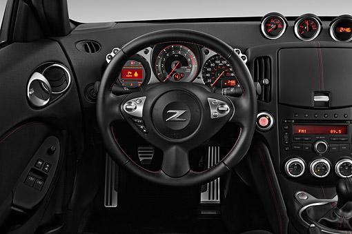 2015 Nissan 370z Coupe Nismo 2 Door Interior Detail Kimballstock