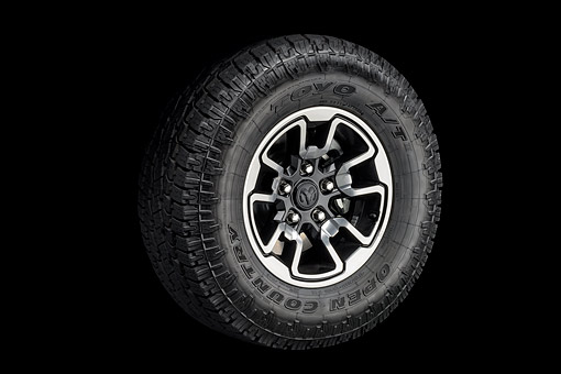 AUT 30 RK6524 01 © Kimball Stock Tire Detail