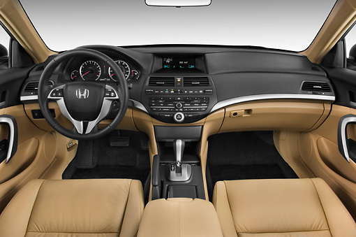 2010 honda accord coupe gray interior detail studio - 2010 honda accord coupe interior ...