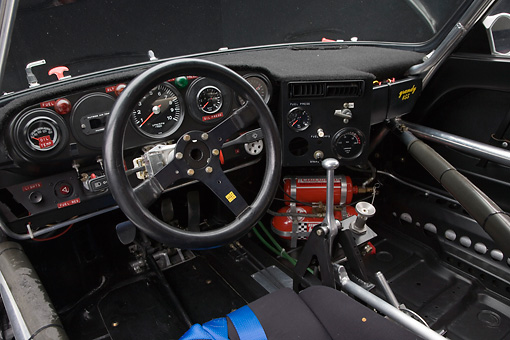 AUT 30 RK4017 02 © Kimball Stock 1980 Porsche 935 K3 Race Car