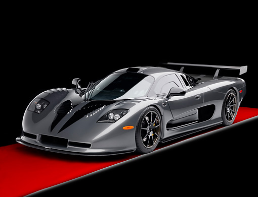 AUT 44 RK0071 01 © Kimball Stock 2009 IAD/Mosler MT900 GTR XX Twin Turbo
