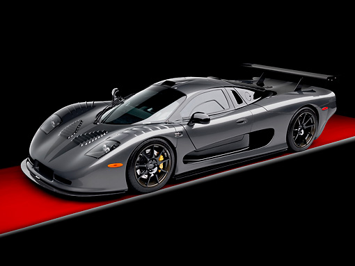 AUT 44 RK0075 01 © Kimball Stock 2009 IAD/Mosler MT900 GTR XX Twin Turbo