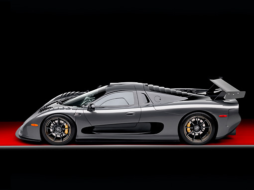 AUT 44 RK0076 01 © Kimball Stock 2009 IAD/Mosler MT900 GTR XX Twin Turbo