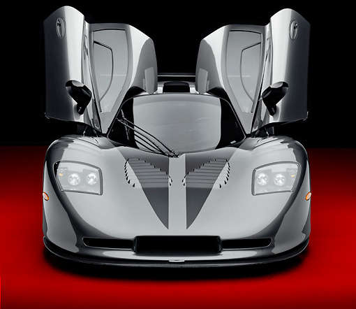 AUT 44 RK0078 01 © Kimball Stock 2009 IAD/Mosler MT900 GTR XX Twin Turbo