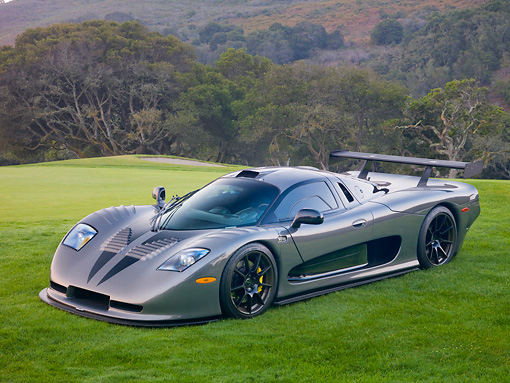 AUT 44 RK0097 01 © Kimball Stock 2009 IAD/Mosler MT900 GTR XX Twin Turbo