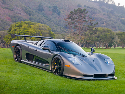 AUT 44 RK0099 01 © Kimball Stock 2009 IAD/Mosler MT900 GTR XX Twin Turbo