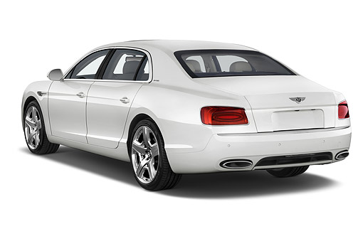 KimballStock_AUT 50 IZ1061 01_preview  sc 1 st  Kimballstock & 2014 Bentley Continental Flying Spur Sedan 4-Door 3/4 Rear View In ...