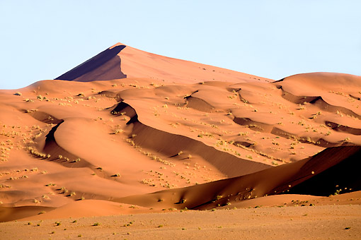 LAN 01 GL0015 01 © Kimball Stock Desert Of Namib In Namibia