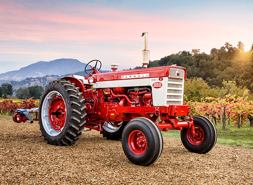 farmall - Car Stock Photos - Kimballstock